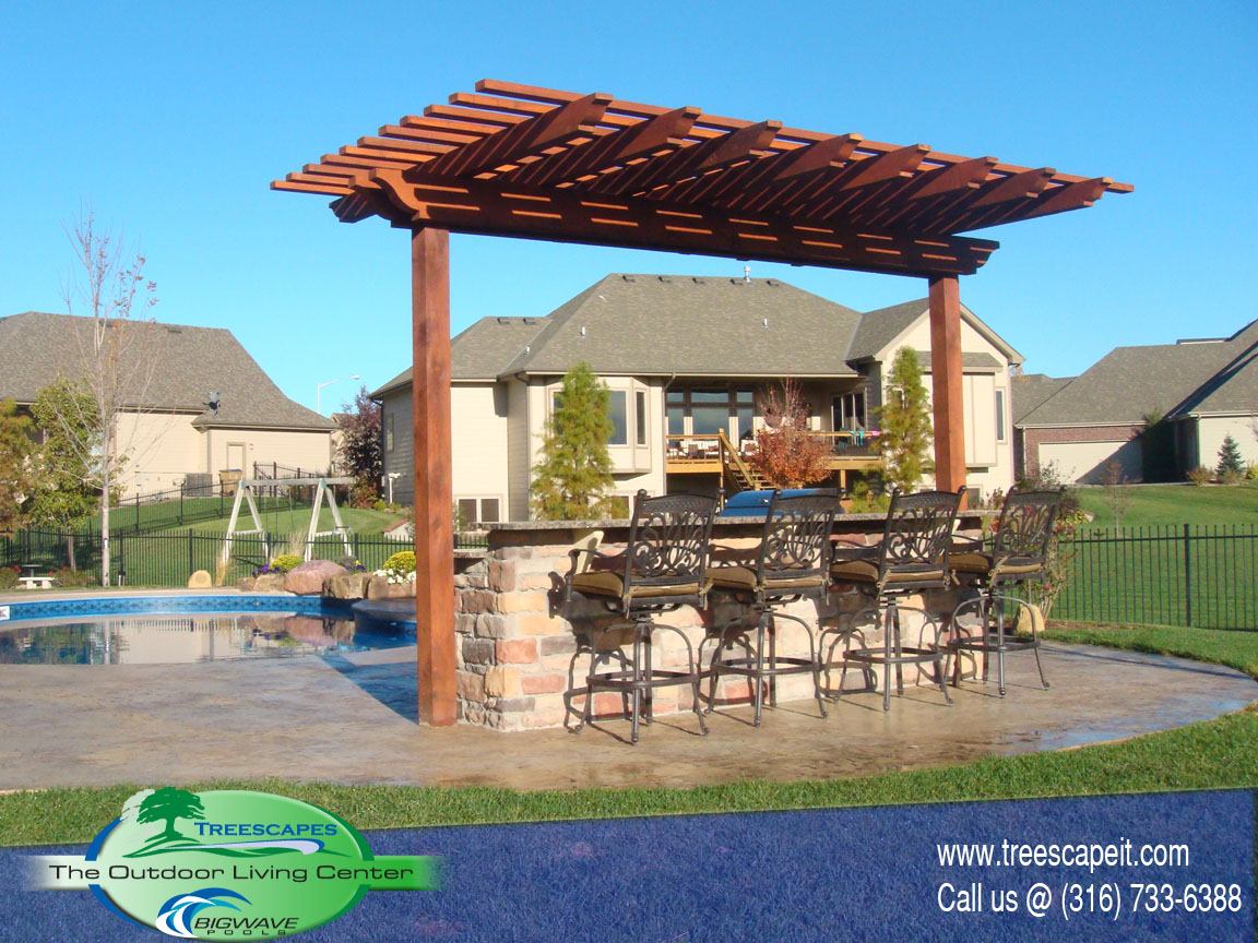 Pergola Designs For Decks Collection Of Best Home Design
