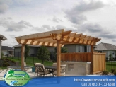 Pergolas, Decks, Arbors, & Fencing